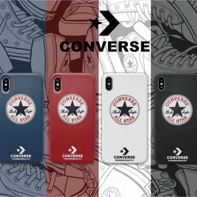 ★大人気 converseコンバース iPhoneケース スニーカー全4種の通販 by るり's shop|ラクマ