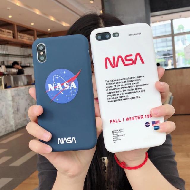 xperia カバーケース 、 ★ NASA iPhoneケース 宇宙 星 可愛い 全2種の通販 by るり's shop|ラクマ