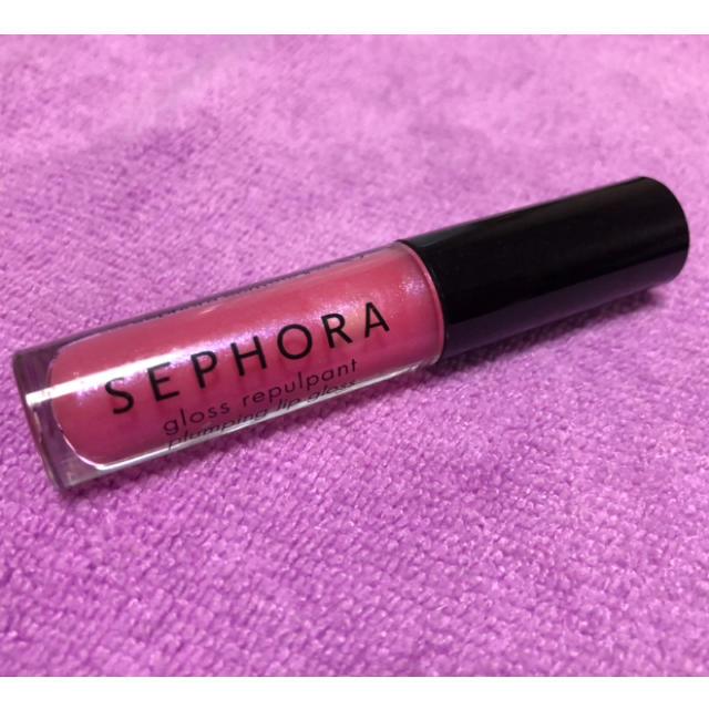 Sephora(セフォラ)のSEPHORA セフォラ グロス ピンク コスメ/美容のベースメイク/化粧品(リップグロス)の商品写真