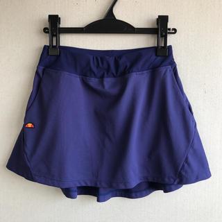 ellesse - エレッセ ツアープラススカート ブルーリボンM 定価7452円