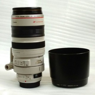 Canon - Canon EF100-400mm F4.5-5.6 L IS