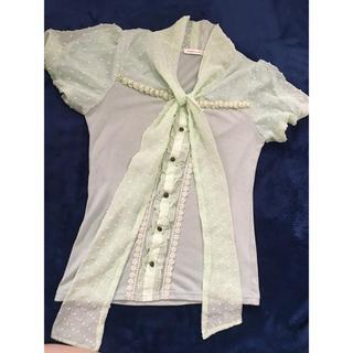アクシーズファム(axes femme)の服(Tシャツ(半袖/袖なし))