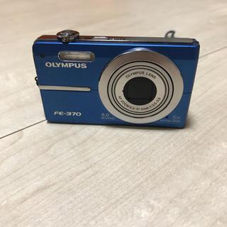 OLYMPUS - コンパクトデジタルカメラ「CAMEDIA(キャメディア) FE-370」