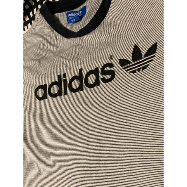 adidas(アディダス)のアディダス tシャツ メンズのトップス(Tシャツ/カットソー(半袖/袖なし))の商品写真