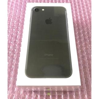 iPhone - iPhone7 32GB docomo 新品未開封 simロック解除手続済