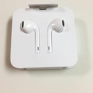 iPhone - iPhone x純正イヤホン