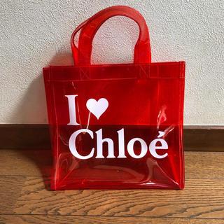 クロエ(Chloe)の♡Chloe♡ビニールバッグ(ハンドバッグ)