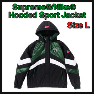 Supreme - 【L】Supreme®/Nike® Hooded Sport Jacket