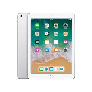 アイパッド(iPad)の新品未開封 iPad 9.7 2018 Wi-Fi 128GB シルバー(タブレット)