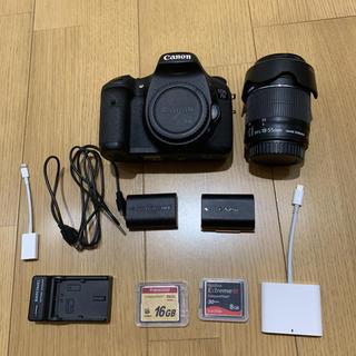 Canon - canon eos7D