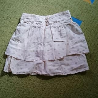 ジーユー(GU)のスカート・130・未使用・GU(スカート)