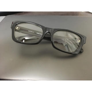 ユニクロ(UNIQLO)のUNIQLO 黒縁眼鏡(サングラス/メガネ)