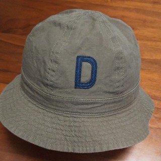 DOORS / URBAN RESEARCH - URBAN RESEARCH Doors KIDS リバーシブル 帽子