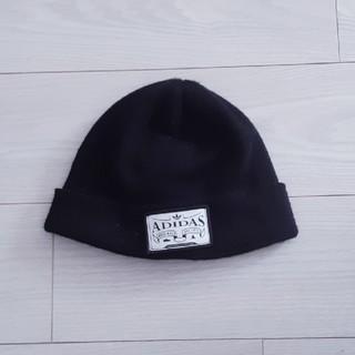 アディダス(adidas)のadidas ニット帽  フリーサイズ(ニット帽/ビーニー)