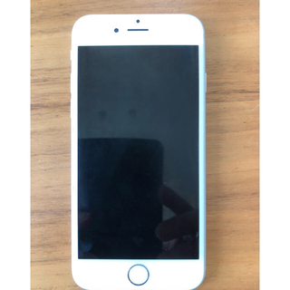 iPhone - iPhone 6s 64G silver for docomo
