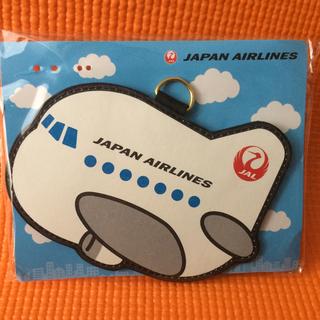 ジャル(ニホンコウクウ)(JAL(日本航空))のJAL4wayネームタグ°˖✧◝*ラゲッジタグ パスケース*◜✧˖°(パスケース/IDカードホルダー)