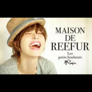 メゾンドリーファー(Maison de Reefur)のメゾンドリーファー♡麦わら帽子(麦わら帽子/ストローハット)