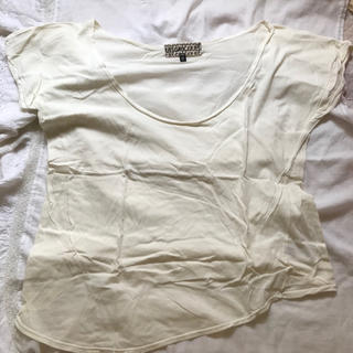 シェル(Cher)のcher shore Tシャツ(Tシャツ(半袖/袖なし))