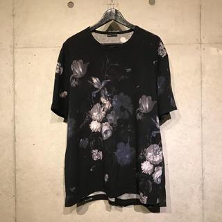 ラッドミュージシャン(LAD MUSICIAN)の18ss LAD MUSICIAN フラワープリントT 46(Tシャツ/カットソー(半袖/袖なし))