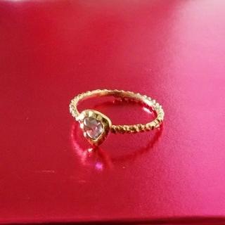 カオル(KAORU)の新品未使用‼️KAORU スライスダイヤリング(リング(指輪))