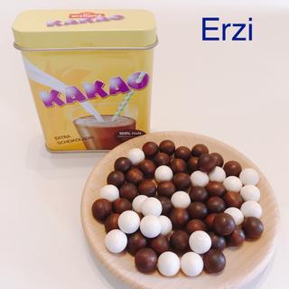 Erzi缶入りココア(ミルク)【廃盤】