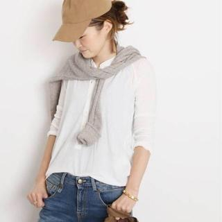 DEUXIEME CLASSE - 美品 Henlyテンジク Tシャツ☆ホワイト