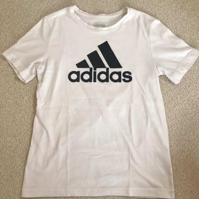 adidas(アディダス)のアディダス2点 ハーフパンツ&Tシャツ キッズ/ベビー/マタニティのキッズ服 男の子用(90cm~)(パンツ/スパッツ)の商品写真