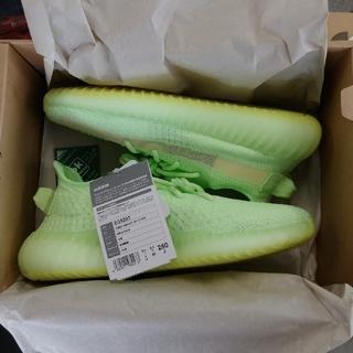 adidas - yeezy boost 350 v2 glow 25.0 US7