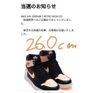 NIKE - ナイキ エアジョーダン1 レトロ ハイ OG