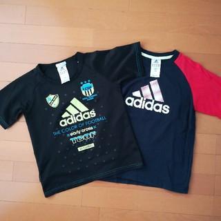 adidas - アディダス Tシャツ サイズ140、130 キッツ