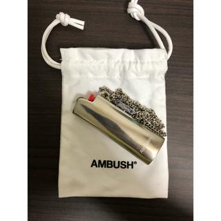 アンブッシュ(AMBUSH)のAMBUSH ライター ケース ネックレス(ネックレス)
