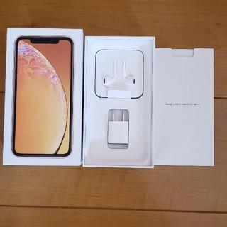 Apple - **新品同等** iPhoneXR 64GB SIMフリー