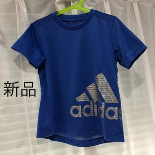 adidas - 新品 120cm アディダス Tシャツ adidas 定価2689円