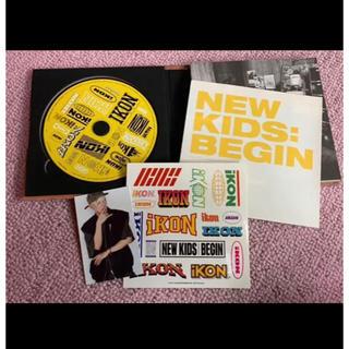 アイコン(iKON)のiKON CD NEWKIDS(K-POP/アジア)