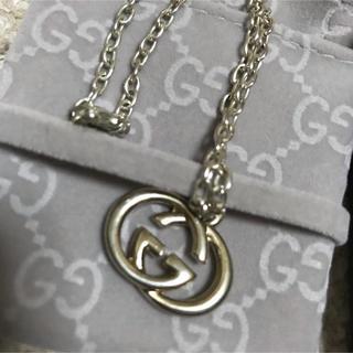 グッチ(Gucci)のGUCCI ネックレス(正規品)(ネックレス)