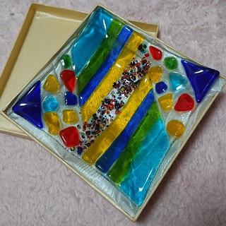 トウヨウササキガラス(東洋佐々木ガラス)のイタリアンガラス(グラス/カップ)