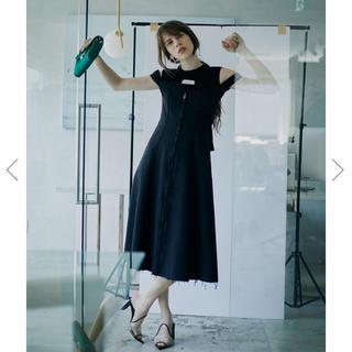 ea9554634c382 アメリヴィンテージ(Ameri VINTAGE)のameri MY TORSO DRESS(ロングワンピース マキシ