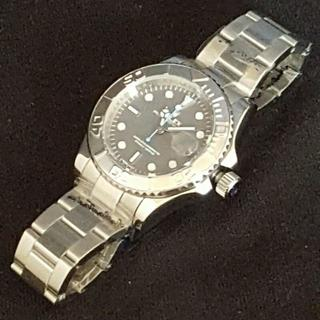 ロレックス ヨットマスター40ダーク  自動巻 メンズ 腕時計