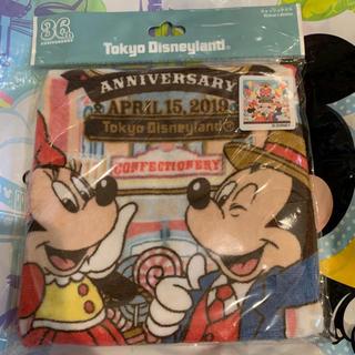 Disney - ディズニー 36周年 ウォッシュタオル