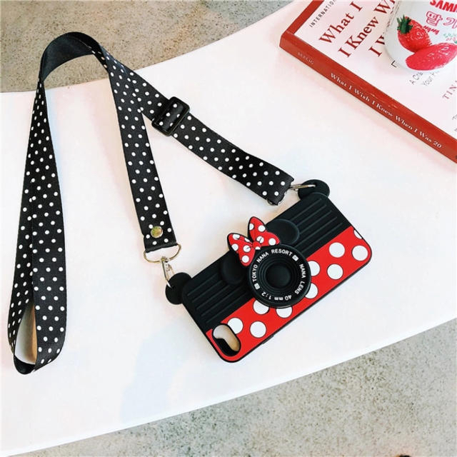 gucci iphone7 カバー tpu 、 ミニーマウス iPhoneケースの通販 by SaaKO's shop|ラクマ