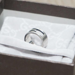 グッチ(Gucci)のGUCCI silver 925 ring 12号(リング(指輪))