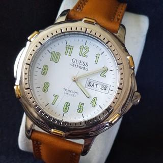 GUESS - 期間限定 GUESS腕時計 WATERPRO