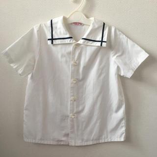 YUKI TORII INTERNATIONAL - トリイユキ  半袖ブラウス   120  幼稚園