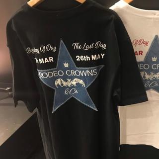 ロデオクラウンズワイドボウル(RODEO CROWNS WIDE BOWL)のロデオクラウンズワイドボウル ウミエ限定 T(Tシャツ(半袖/袖なし))