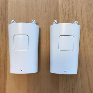 ロビットrobit めざましカーテンmornin 2個セット MN-C01