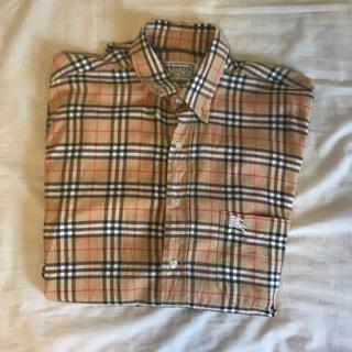 BURBERRY - Burberryチェックシャツ