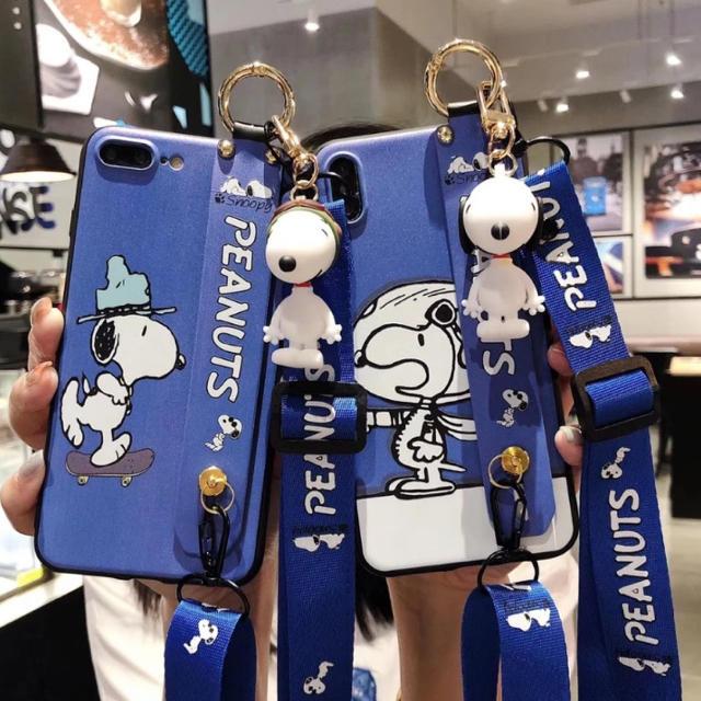 iphone 8 ケース 必要 / SNOOPY - iPhoneケース✨ストラップ付き✨SNOOPYの通販 by kinaphone|スヌーピーならラクマ