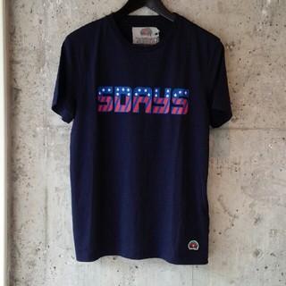ディースクエアード(DSQUARED2)のSDAYS  Tシャツ  ネイビー  S(Tシャツ/カットソー(半袖/袖なし))