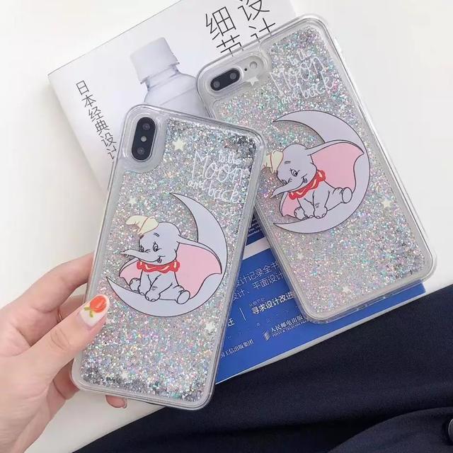 usj スマホケース iphone8 | Disney - iPhoneケース✨ダンボ✨TPU✨シリコンケースの通販 by kinaphone|ディズニーならラクマ