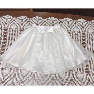 ボボンニジュウイチ(Bobon21)のBobon21 チュールスカート(ミニスカート)
